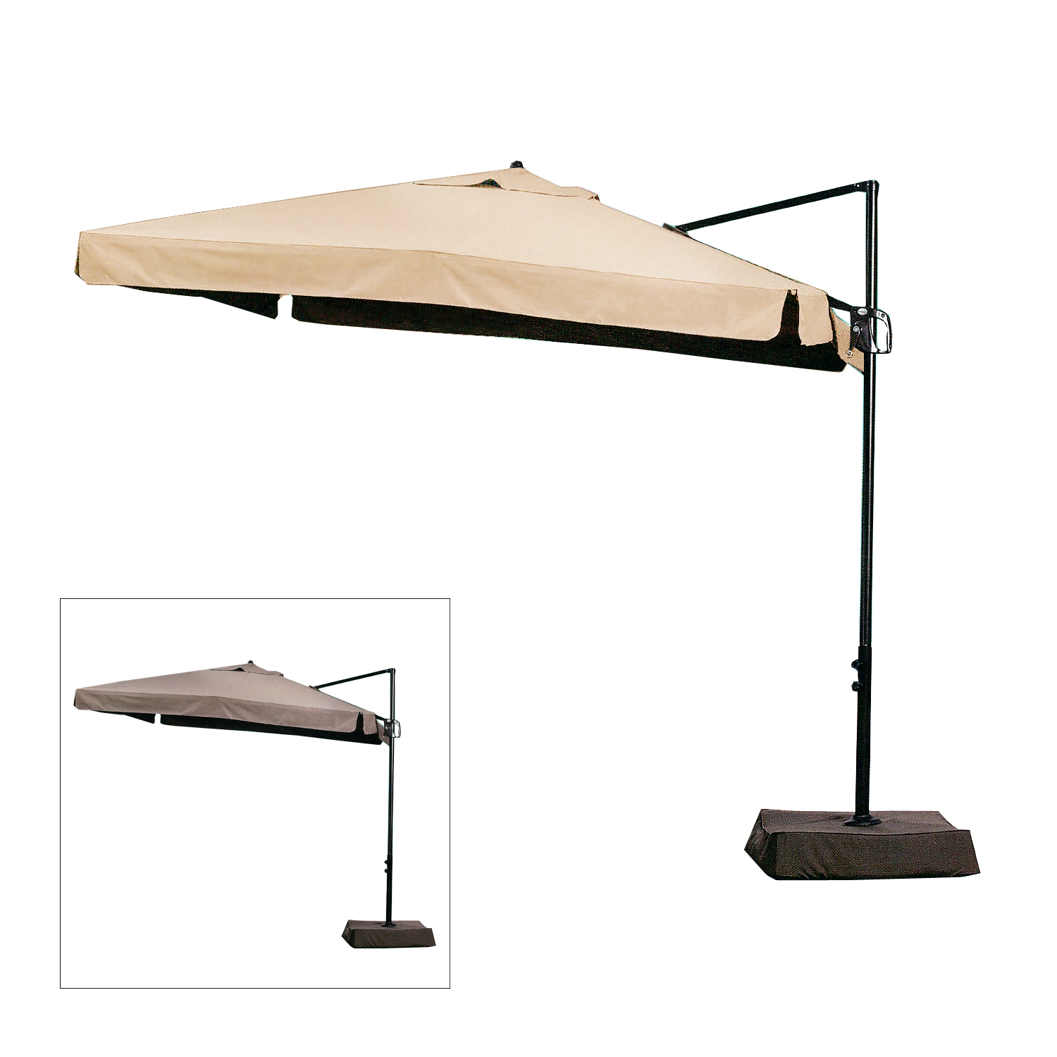 Offset Patio Umbrella