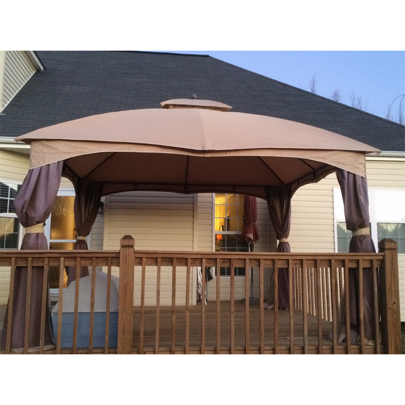 Allen Roth Dome 10x12 Replacement Canopy Garden Winds