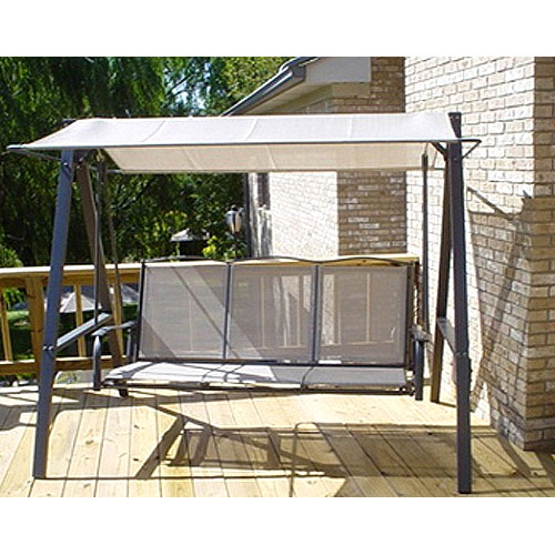 Lowes Garden Treasures Baja Swing Replacement Canopy SS I