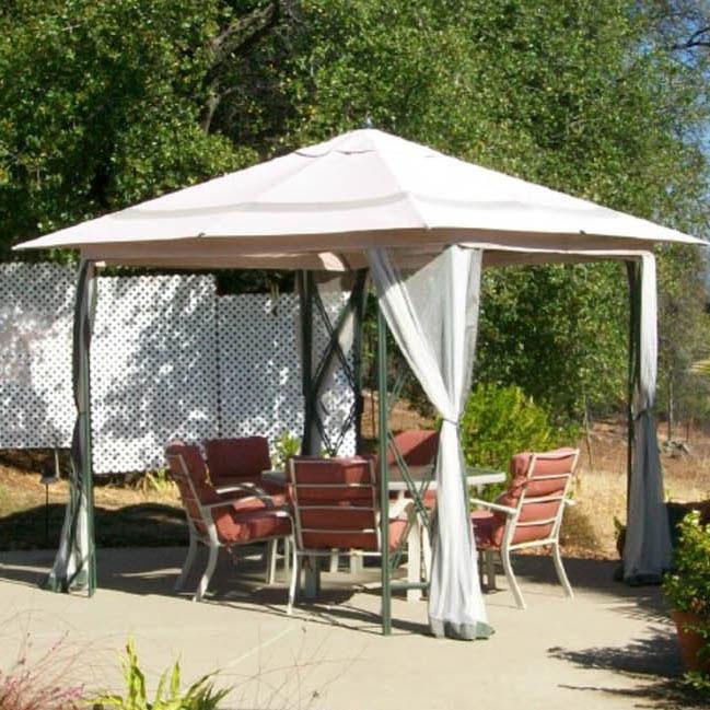 Kmart Marth Stewart Belmont Gazebo Replacement Canopy
