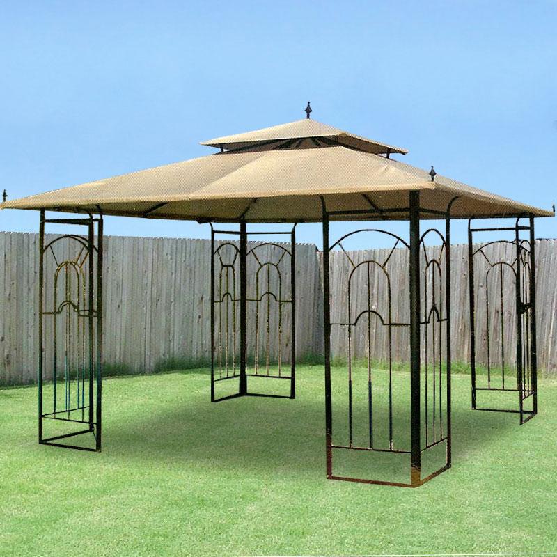 Replacement Canopy For Arrow Gazeb RipLock 350 Garden Winds