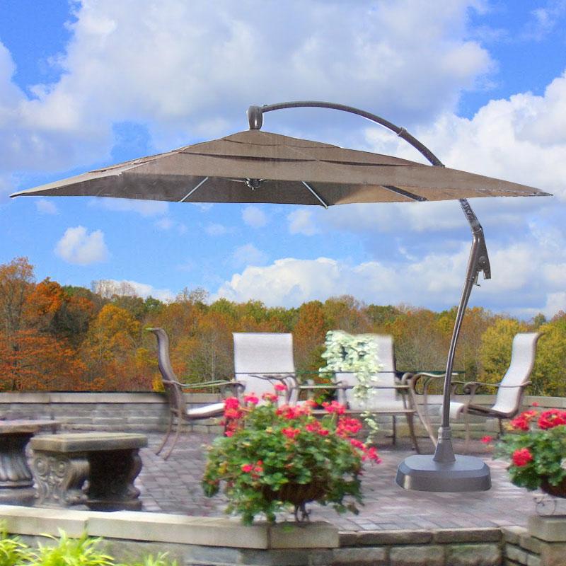 costco square cantilever umbrella