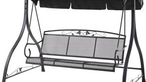 Replacement Canopy For Jefferson 3 Person Swing Beige