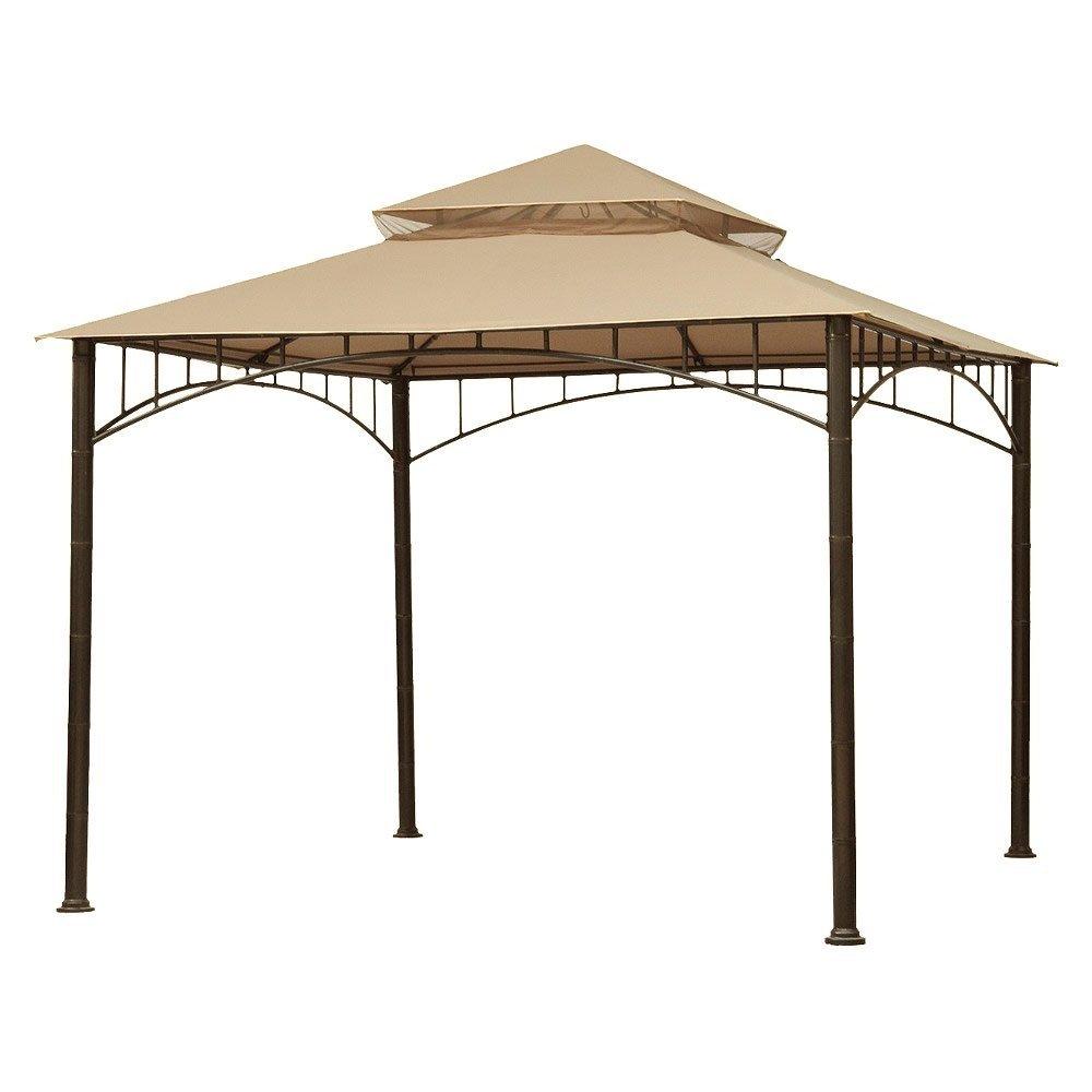 Sunjoy Madaga Replacement Canopy And Netting Garden Winds