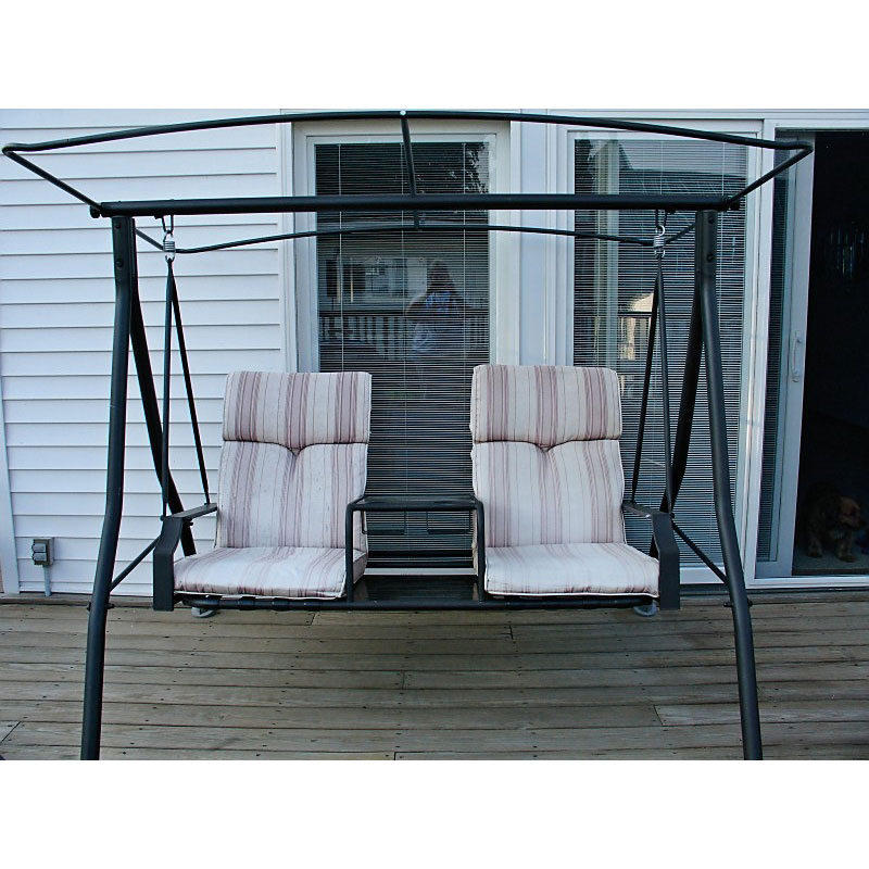 Menards Two Person Charleston Swing Replacement Canopy 271