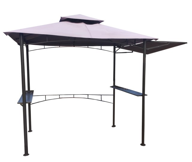Replacement Canopy For Grill Gazebo With Awning Riplock