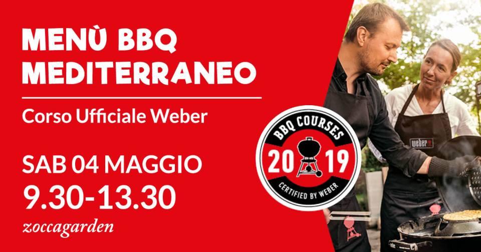 menu bbq mediterraneo weber