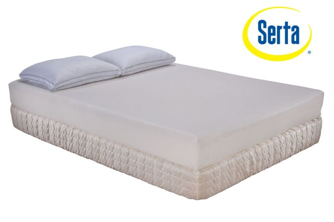 Serta Westdean Memory Foam Mattresses From Gardner White Furniture