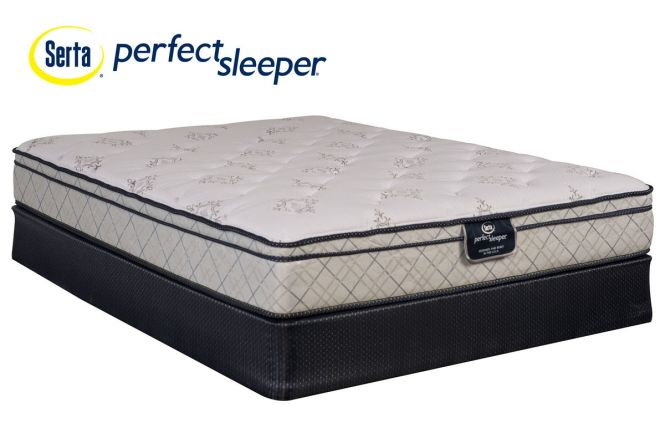 Serta Perfect Sleeper Escala From Gardner White Furniture