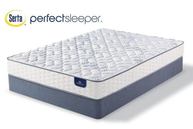 Serta Perfect Sleeper Romberg From Gardner White Furniture