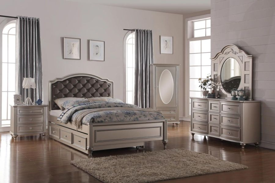 Chantilly Full Bedroom Set at Gardner White Chantilly Full Bedroom Set from Gardner White Furniture