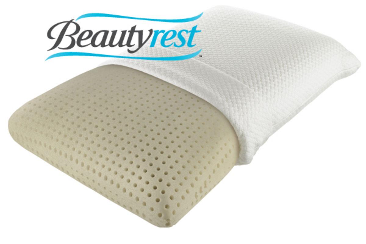 Beautyrest TruEnergy Plush Memory Foam Pillow At Gardner