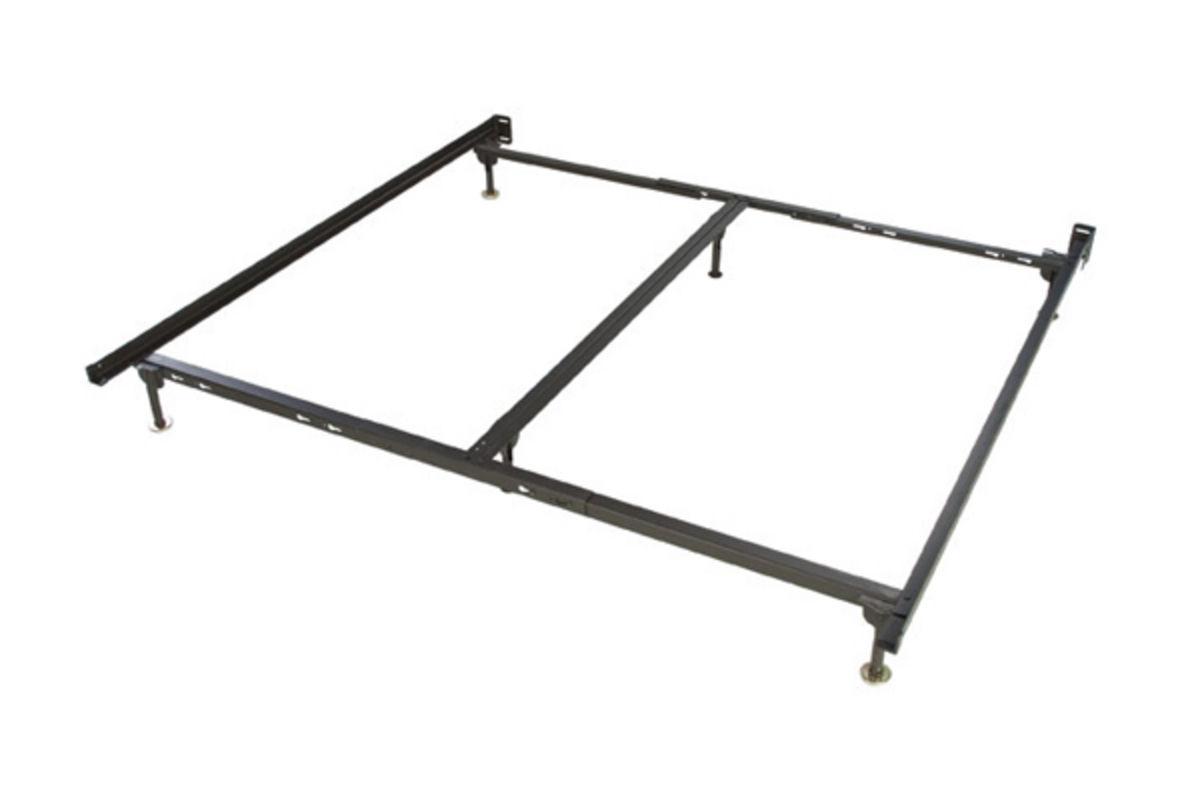 King Metal Bed Frame At Gardner White