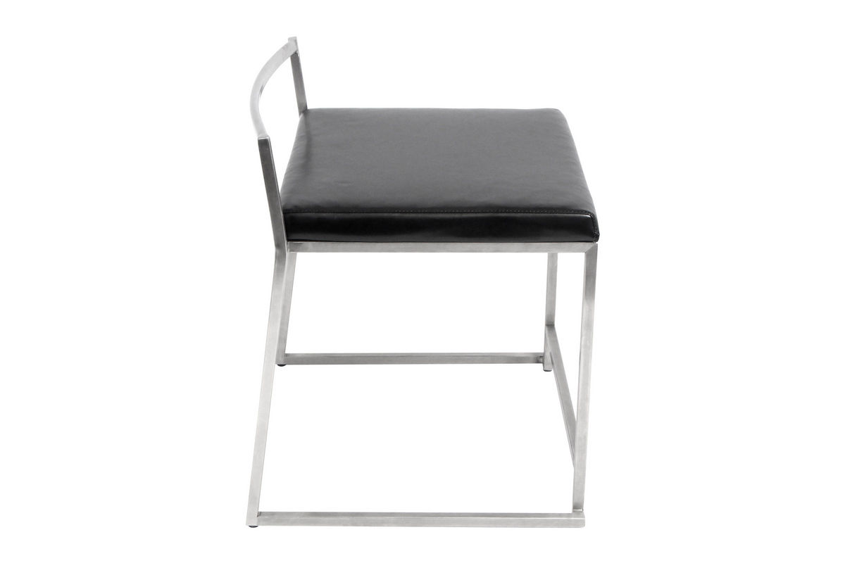 Fuji Black Dining Chair By LumiSourceFDROP161229 At