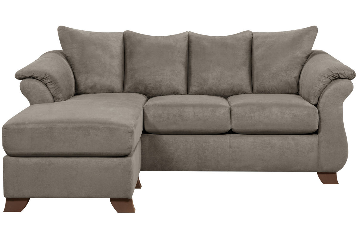 Sectional Microfiber Couch Sale