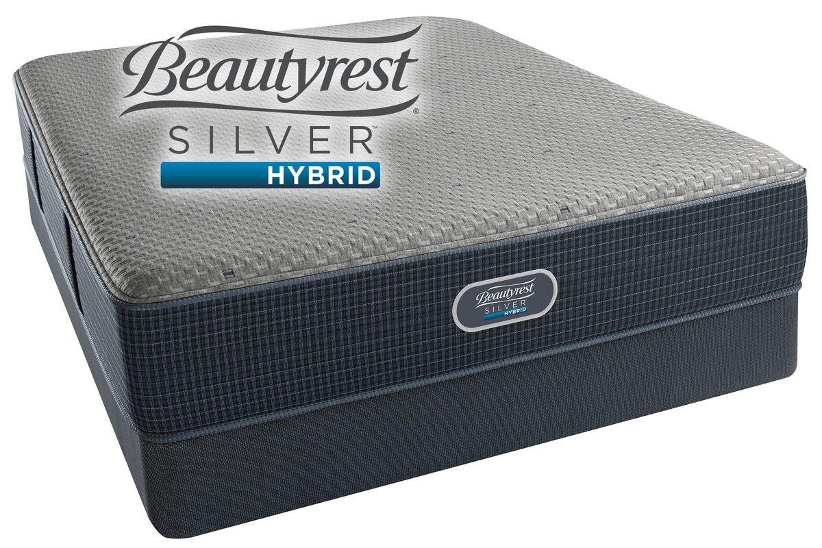 Beautyrest Silver Hybrid Beechwood Luxury Firm King
