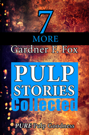 gardner f fox stories pulp kurt brugel collection amazon kindle