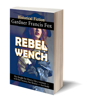 rebel wench gardner francis fox ebook paperback novel kurt brugel kindle library