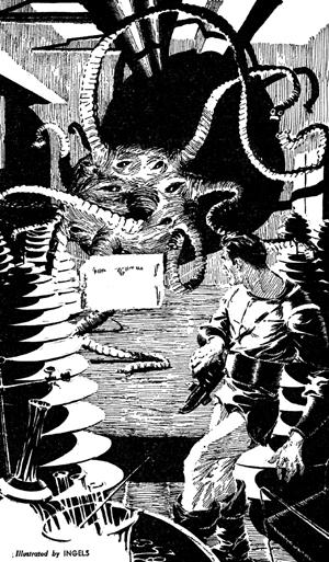 Last Monster10 planet stories collected and illustrated gardner f fox ebook pulp paperback novel kurt brugel kindle gardner francis fox men's adventure library