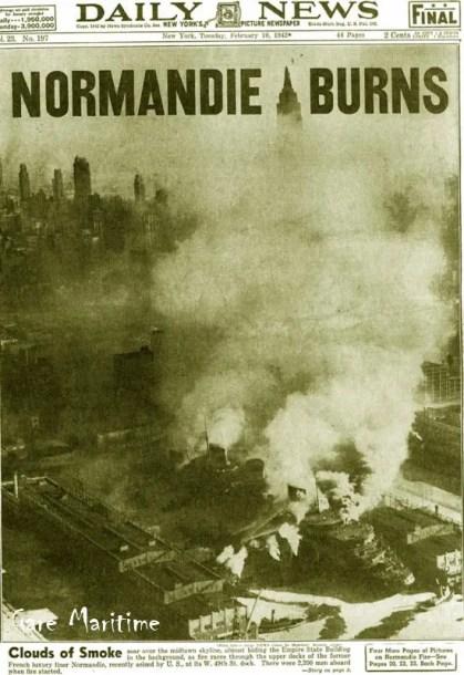 Normandie Burns