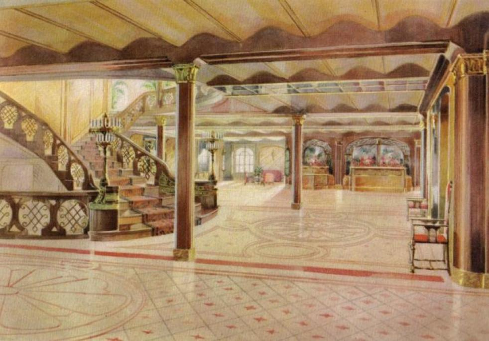 00000 staircase and hall