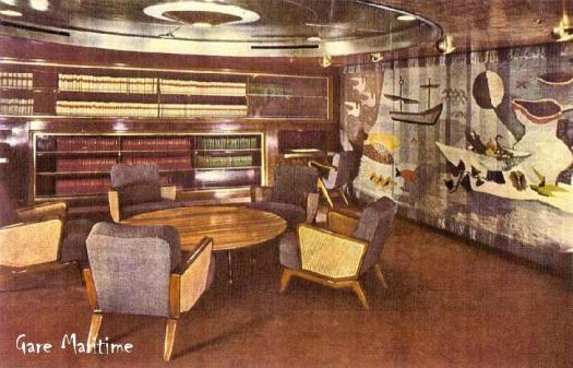 1st Class Library