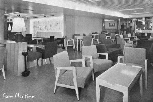 Tourist Class Lounge
