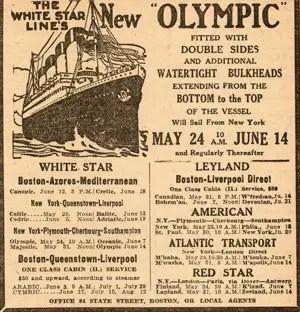 Olympic Advert