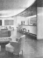 Doria Cabin Class Bar