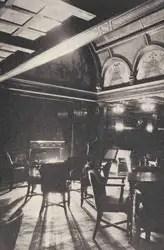 Morro Caslte Smoking Room