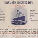 GM 1912 Vestris Poster