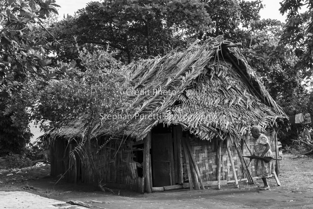 Maison d'Ambrym, Vanuatu