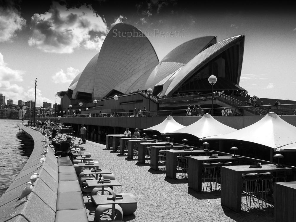 Réussite architecturale de l'opéra de Sydney