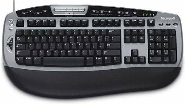 Drivers: Microsoft Keyboard IntelliType Pro