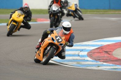 Passed and Gapping Goddard's Donington ProBolt Open 600