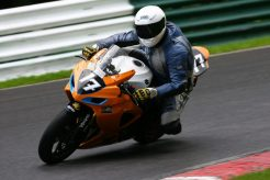 In The Damp At Cadwell