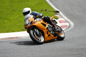 Into The Bottom Of The Mountain At Cadwell