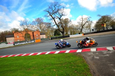 Oulton With Spike Edwards