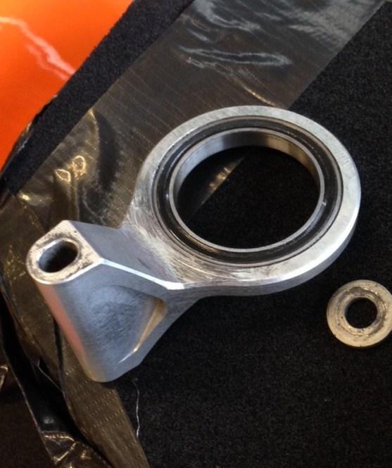 Steering Damper Bearing