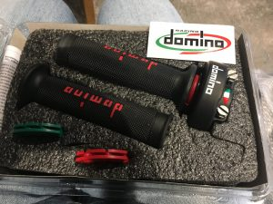 Domino XM2 Quick Action Throttle Kit