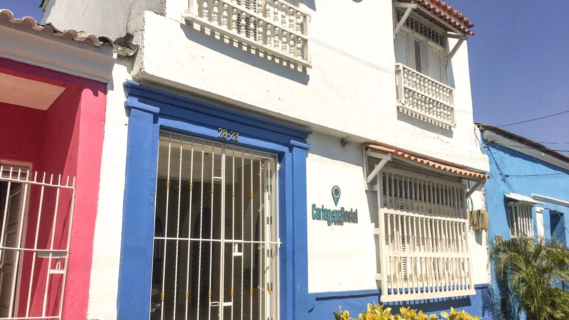 Hostel Cartagena Inn: Um dos Melhores Hostels em Cartagena