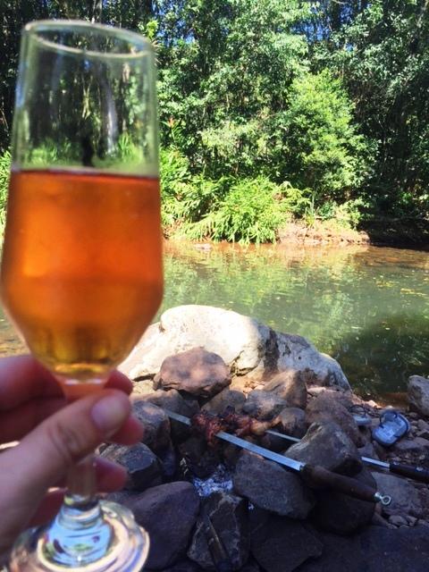 Um brinde à natureza!