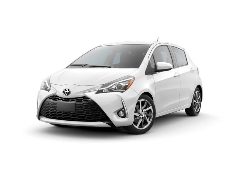 Toyota Vitz 2017 Interior