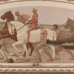 War Mural, Library of Congress, Washington D.C.