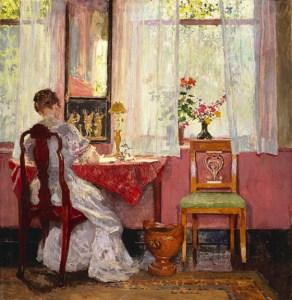 Writing, circa 1905-1909