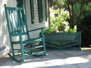 East Porch