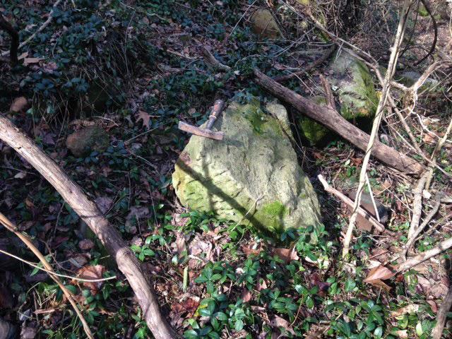 in situ stone