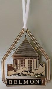 Summer House Ornament