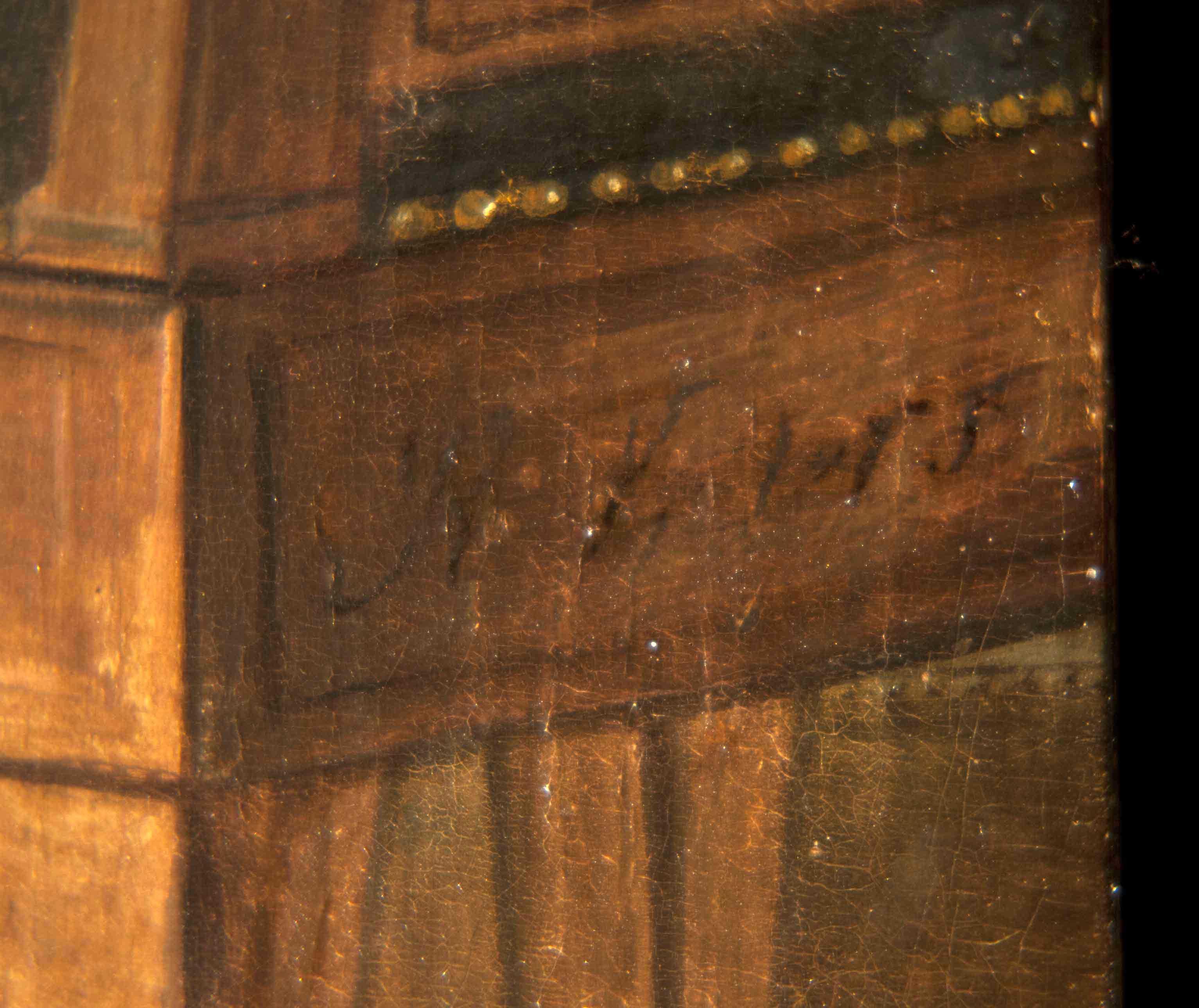Bel 1888 signature