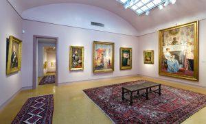 Studio Gallery Interior